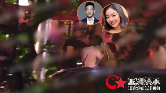 王菊否认恋情 与演员黄柏钧只是普通朋友!