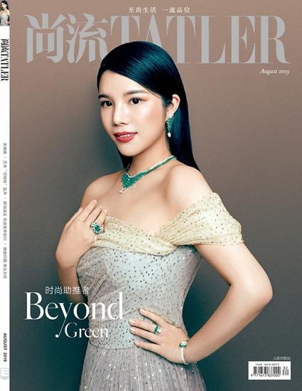 不到30岁便领导全球时尚话语权 曾贵为千金名媛的她为何主动寻求蜕变?