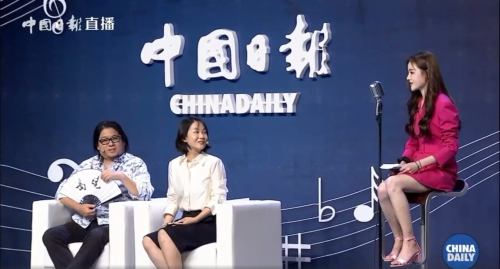YY戴羽彤两月抖音涨粉400万,从直播间一路唱到跟高晓松同台!
