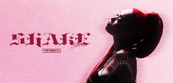 万妮达2019年单曲《摇Shake》发布,霸气的她来了
