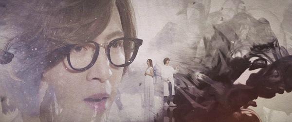 方泂镔五月雪MV书法古风创作这歌让阿镔过足武侠大片瘾