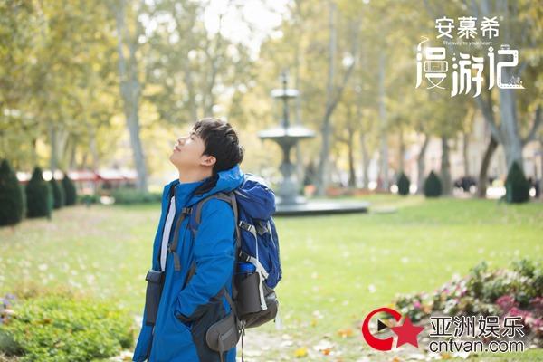 钟汉良郭麒麟《漫游记》性格反差大 李晨全程轮椅旅行