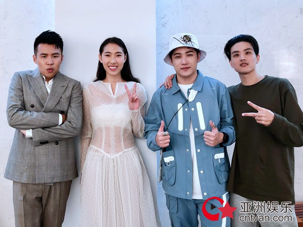 熊仔以《梦想成真》勇夺金音奖最佳嘻哈专辑奖 同门师姐王若琳获四项提名