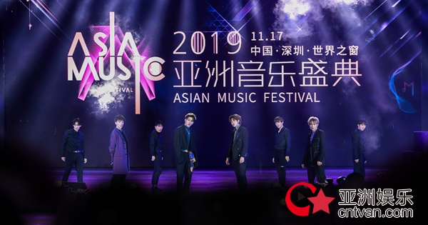 钛戈获2019亚洲音乐盛典「年度人气飙升组合」,新单「MR·钛」点燃全场