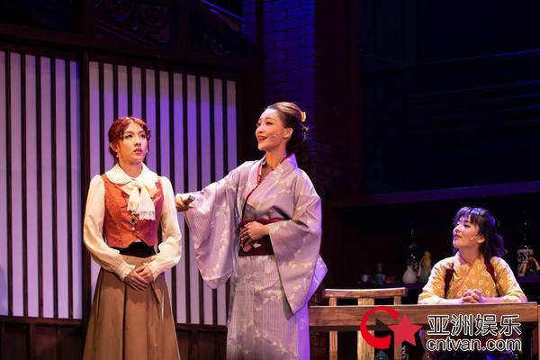 曲翊宏话剧《蜜丝哈尔滨》北京首演开启 极致投入点燃现场