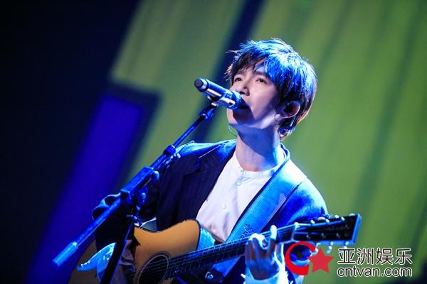 回归音乐出发地   陈楚生「你还好吗」巡演深圳启航