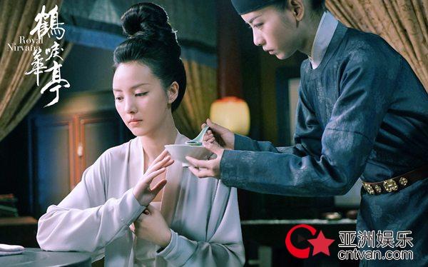 《鹤唳华亭》太子妃下线引发热议 程小蒙上热搜感谢与角色相遇