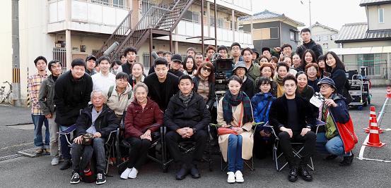 日语飙戏 录唱主题曲 中国演员张巍参演国际电影备受关注