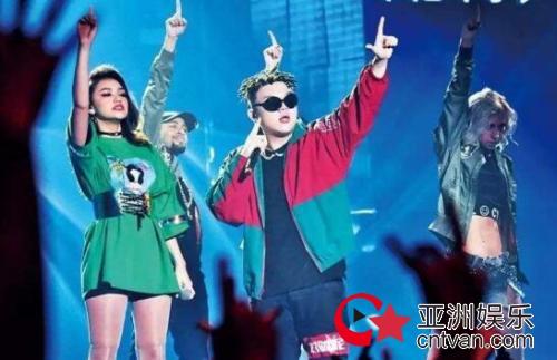 艾福杰尼中国有嘻哈第几名? 艾福杰尼和雨馨唱的歌叫什么?