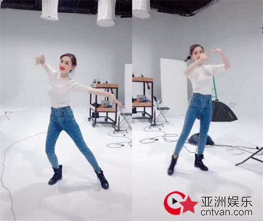 曝马蓉宣布出道 现身影片录跳舞视频!