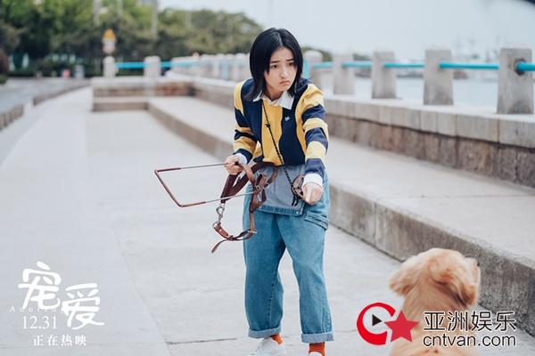张子枫新片《宠爱》票房突破三亿  领跑元旦档电影市场