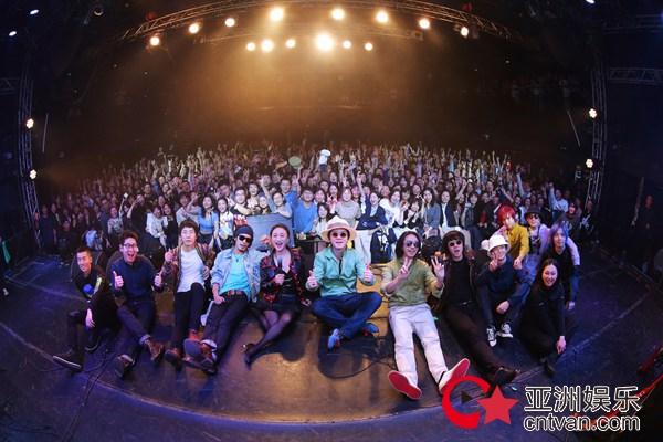 海龟先生参演周迅「ONE NIGHT 给小孩」公益Live,带来温暖新年派对