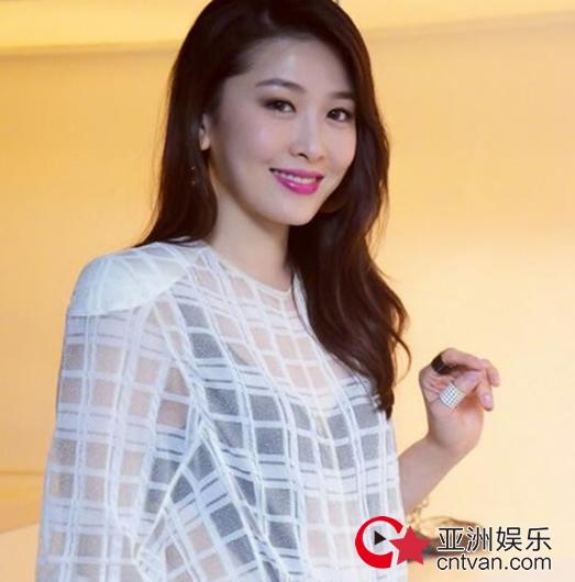 香港演员周丽淇图片 周丽淇傅程鹏怎么认识的?