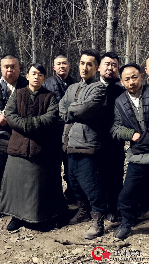 专访演员王浩丞:电视剧《新世界》里最帅的小痞子