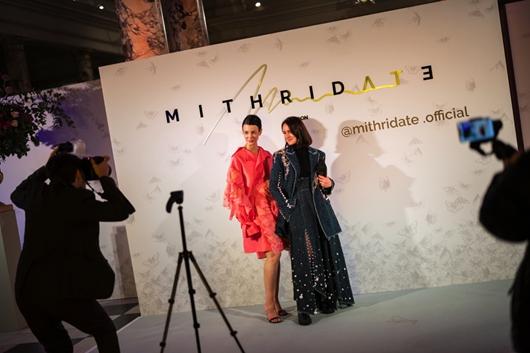 Mithridate登陆2020秋冬伦敦时装周 展现中国时尚设计软实力