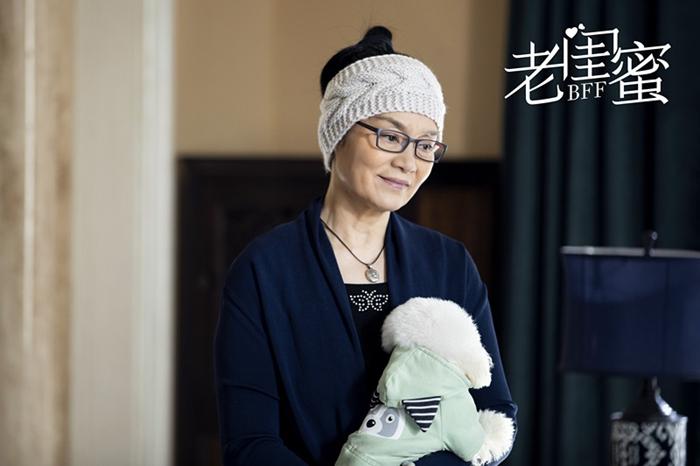 """《老闺蜜》新单人剧照曝光 两代演员飙戏""""火花迸发"""""""