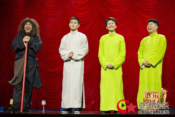 《欢乐喜剧人6》迎决战之夜  于谦实力助阵孟鹤堂周九良