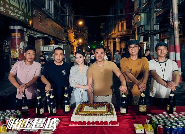 短跑题材电影《极速超越》杀青 郑恺横跨十年为戏增肥三十斤