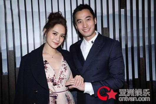 赖弘国点赞辣模照片 传因陈怡安介入导致与阿娇婚变!