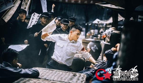 """欧豪《民初奇人传》再度合作陈凯歌 """"江湖小白""""被迫统领八行开启事业线"""