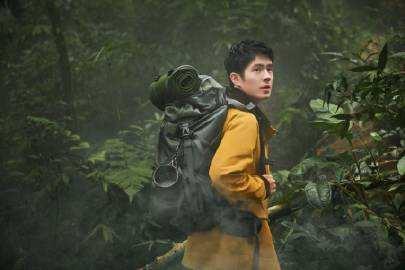 刘昊然和我一起去爬平顶山吗 高考地理难哭考生