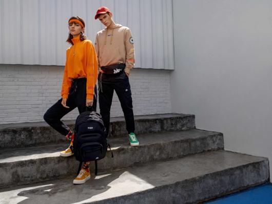 音乐灵感交织,激情张扬自我 Kappa LABS 全新服饰系列发布