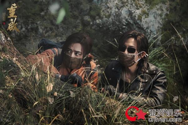 陈楚河《重启2》收获好口碑 黑眼镜高光上线