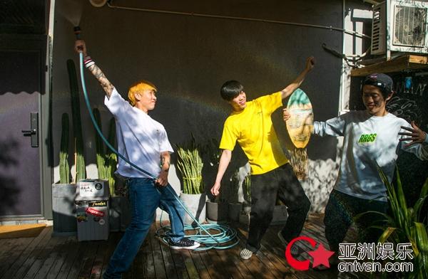 "Summer Sunshine夏日阳光乐队""B.O.B北京男孩""全国巡演今日开票!"