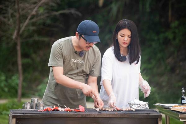 《好身材2》程潇张萌煮黑暗料理 杨迪和妈妈挑战潜水