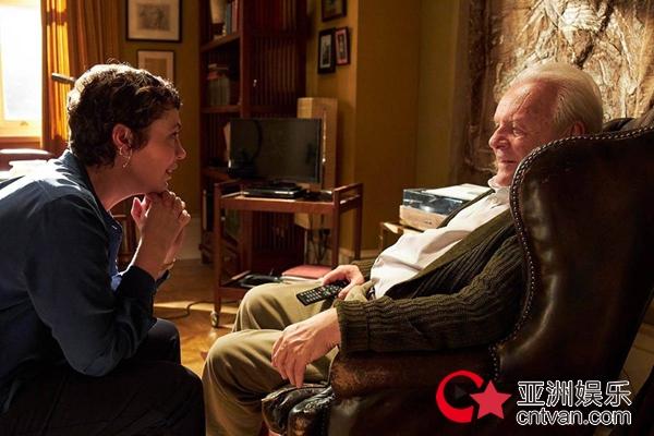霍普金斯出演索尼新片《父亲》 自曝完成了迄今最喜爱的角色