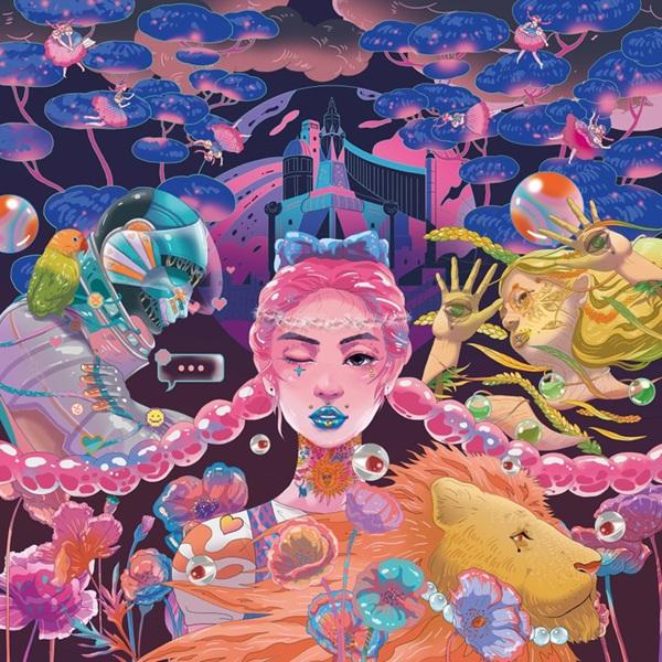 何小河《桃乐丝迷惘指南》封面曝光 看过桃乐丝眼中的奇幻世界吗