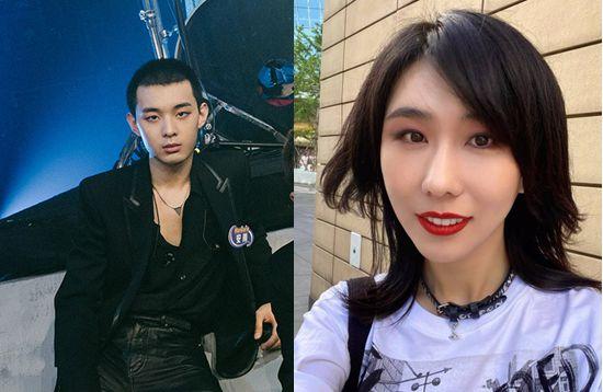 安雨否认与赵梦恋情 网友:只嗑了一天cp就崩了!