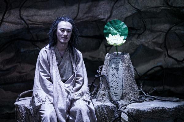 许君聪《我就是演员3》首演 全新演绎《西游降魔篇》
