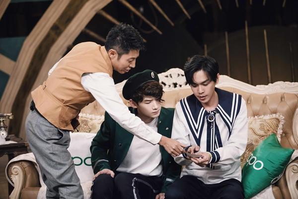 《明星大侦探6》刘昊然白敬亭在线对飚演技 杨蓉谈角色故事哽咽失声