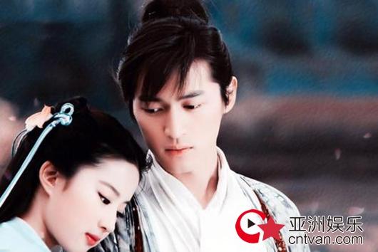 胡歌方辟谣与刘亦菲结婚 逍遥哥哥与灵儿的CP太好磕了吧!