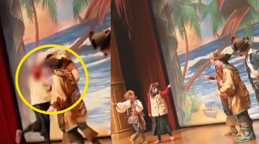 警方通报上海迪士尼游客殴打演员:女子系精神障碍