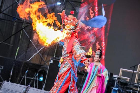 2021希望启航文化艺术交流大会在成都市青白江区正式举办!