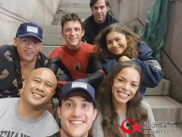 《蜘蛛侠3》中文片名公布 《蜘蛛侠:英雄无归》挑战升级