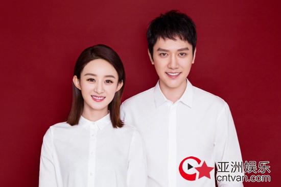 赵丽颖冯绍峰离婚 表示未来会共同抚养孩子