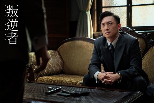 王阳亮相《叛逆者》发布会 复刻经典动作演绎拽而不腻