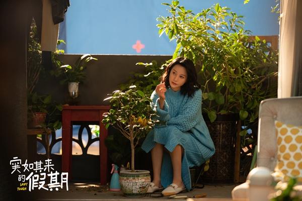 《突如其来的假期》倪虹洁跨龄挑战  诠释80年代硬核先锋女性
